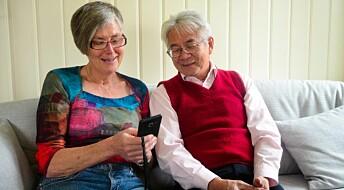 Syk mor ga ideen til supersmart telefon