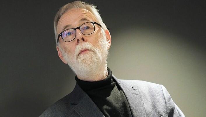 "Arild Stubhaug har skrive biografien ""Stein Rokkan - fra periferi til sentrum"" (Foto: Ola Sæther)"