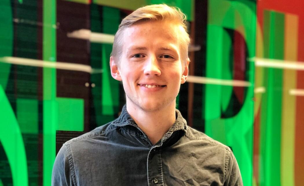Jens Christian Wahl fikk Aktuarprisen 2019. (Foto: Norsk Regnesentral)