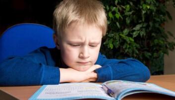 Uklart ansvar og lite langsiktig planlegging er to av årsakene til at elever med ekstra behov, ikke får god nok undervisning.  (Foto: Colourbox)