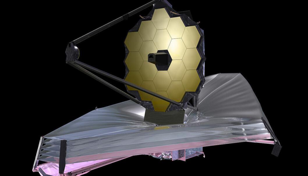 James Webb-romteleskopet ferdig