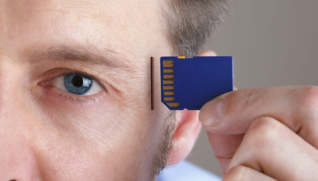 Kan en hjernechip gjøre meg mer intelligent?