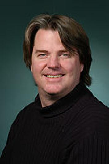 Jørn H. Hurum, professor, UiO (Foto: UiO)