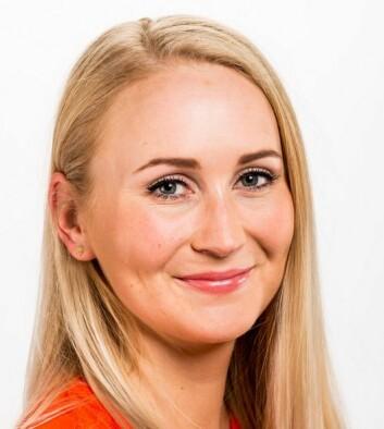 NAAF mener at norske helsemyndigheter bør anbefale at barnet gradvis introduseres for eksempel for vanlig mat, som blant annet inneholder peanøtter, melk og egg, fra fire måneder, sier faglig rådgiver Anna Bistrup. (Foto: NAAF)