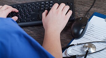 Den elektroniske pasientjournalen er i praksis papir på strøm