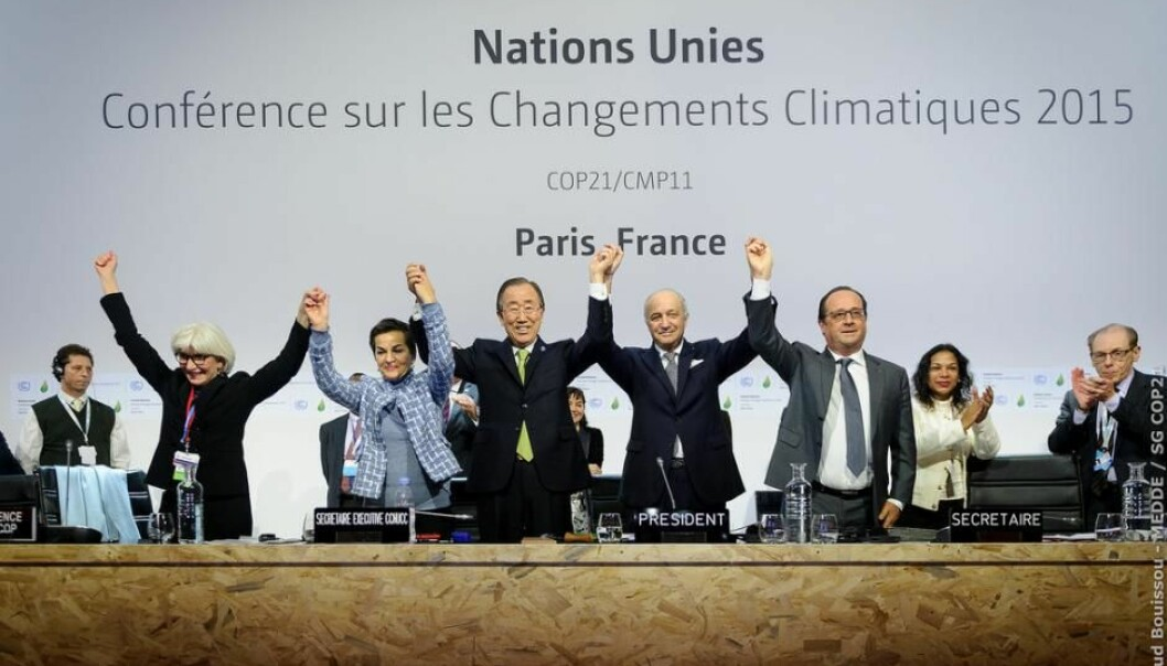 Derfor har du ikke hørt om COP22