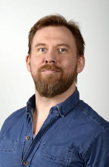 Forsker Rune Pedersen ved Nasjonalt senter for e-helseforskning. (Foto: Rune Stoltz Bertinussen, Krysspress)