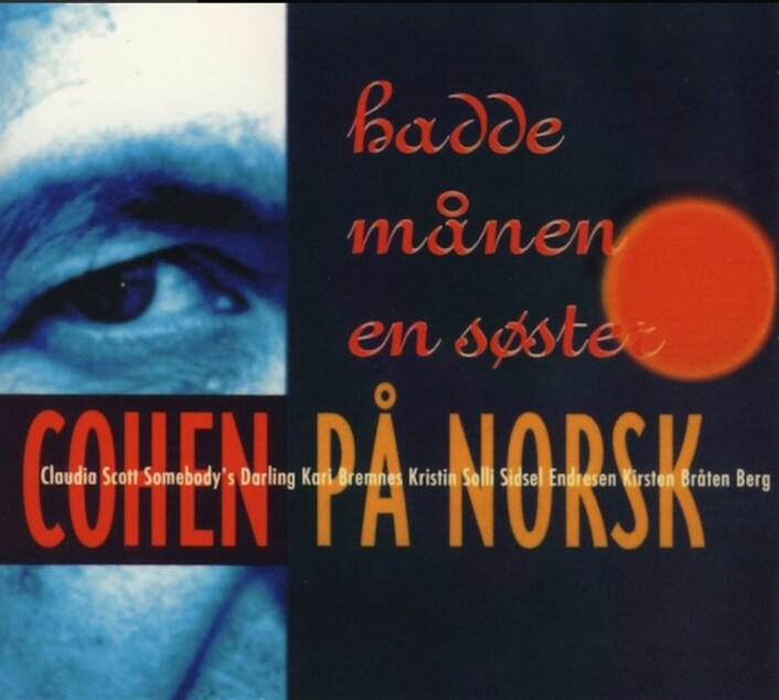 Cohen på norsk ... anbefales på det sterkeste! (Platecover)