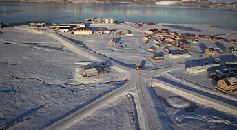 Stabilt folketall på Svalbard
