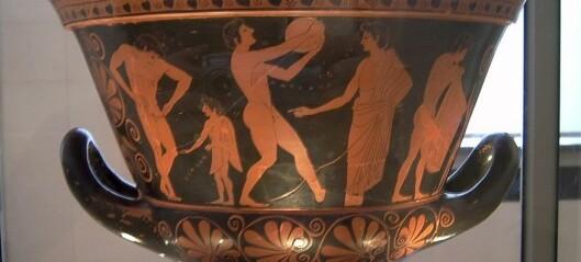 Del 1: Idrettens opprinnelige religiøse forankring