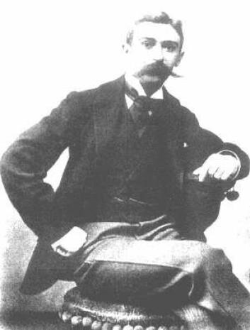 Pierre de Coubertin. (Foto: (Kilde: Wikimedia commons))