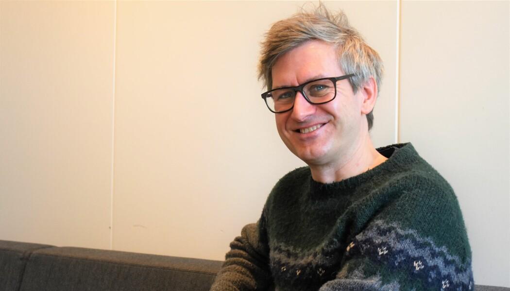 Vassenden er professor ved Institutt for medie- og samfunnsfag, UiS. (Foto: Universitetet i Stavanger)