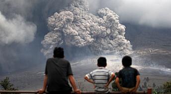 Hvordan kan glovarme vulkanskyer bevege seg så langt og fort?