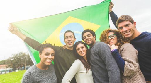 Kronikk: Brasil er et land uten et språk