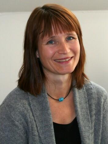 Monica Seland (Foto: Universitetsforlaget)