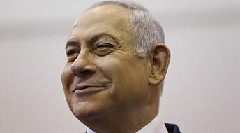 Israel-eksperter om valgresultatet:Ikke noe veiskille