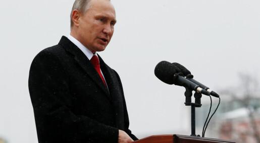 Mener russerne lider av mindreverdighetskomplekser