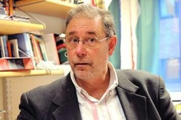 Michael John Prince er førsteamanuensis ved Universitetet i Agder. (Foto: Universitetet i Agder)