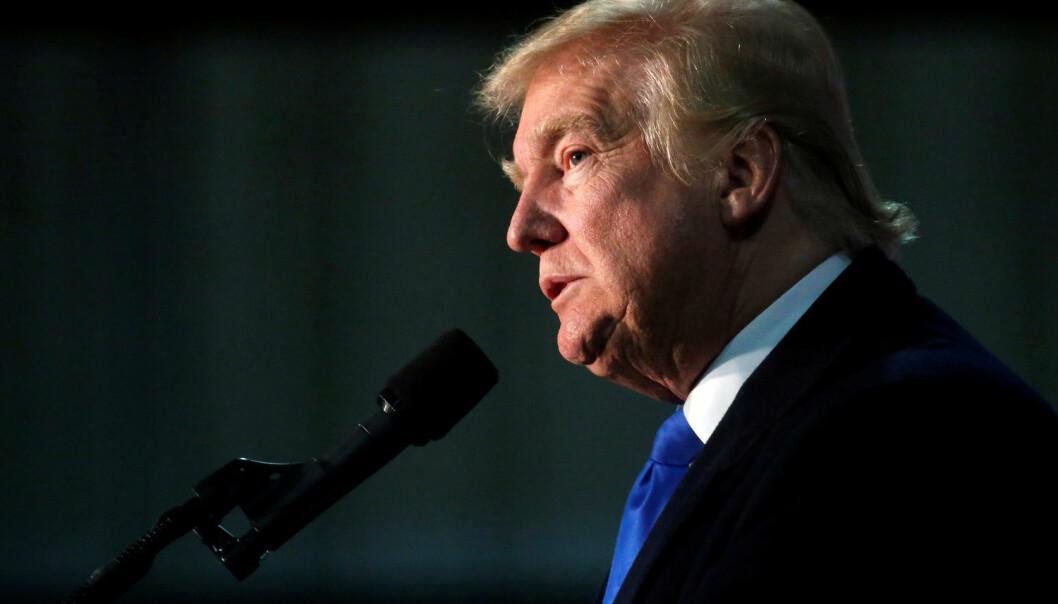 Trump vil vise veien mot stjernene, men kanskje kutte NASAs klimaforskning