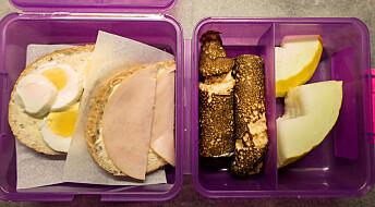 – Den norske matpakka skaper forskjeller