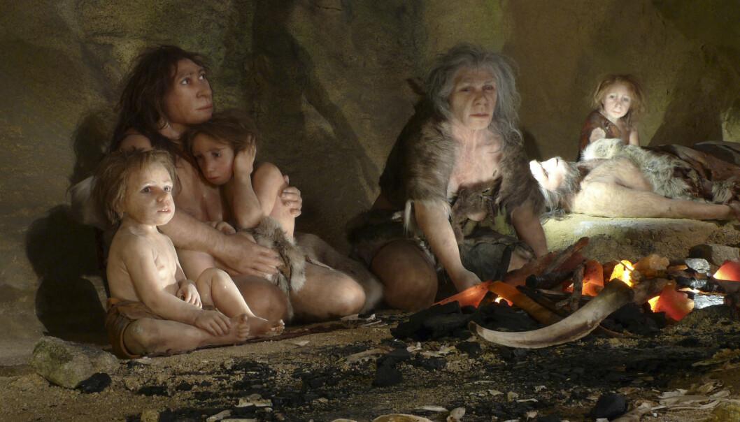 Neandertalere og moderne mennesker har hatt sex mange ganger i fortiden, og det har også kommet barn ut av det.  (Foto: REUTERS/Nikola Solic/Files)
