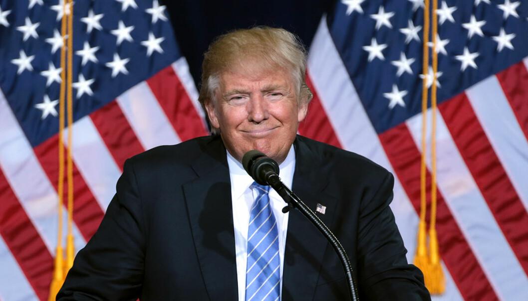 Hva skjer med den offentlige debatten når Trump inntar det hvite hus?