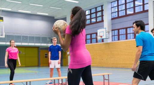 – En sekser i kroppsøving krever at du er god i idrett