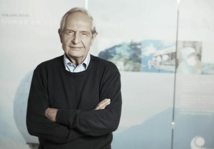 Erik Tandberg. (Foto: Trude Eng)