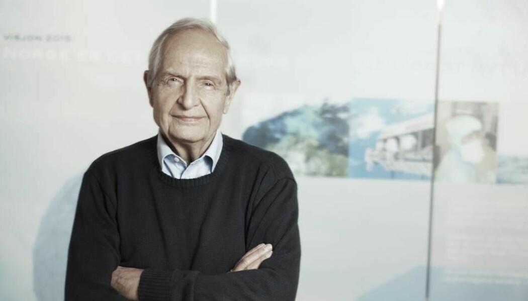 Erik Tandberg var det selvsagte valget når man trengte uttalelser fra en ekspert på romfart, skriver Arnfinn Sørensen.
