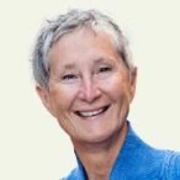 - Ledere behøver å bli fortalt at de må tro på den makten som ligger i personlig kontakt, sier professor Peggy Brønn ved Handelshøyskolen BI. (Foto: BI)