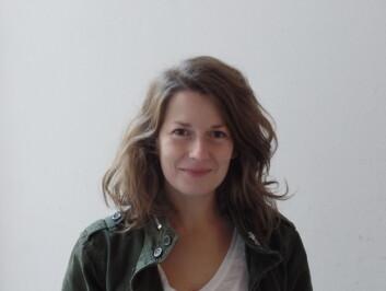 Forsker ved IKRS, Dorina Damsa, har intervjuet rumenske innsatte i norske fengsler. (foto: UiO)