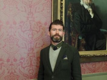 Førsteamanuensis Thomas Ugelvik, leder fengselsforskningsprosjektet. (foto: UiO)