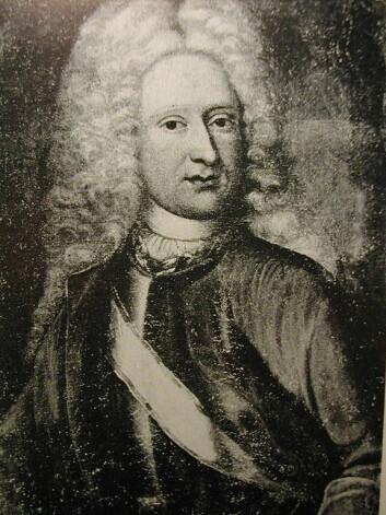 Stiftamtmann Ulrik Fredrik von Cicignon var den øvste sivile embetsmannen på Vestlandet. Han var kongen sin trufaste tjenar og skulle sørga for at statsmaskineriet fungerte. (Foto: Wikimedia)