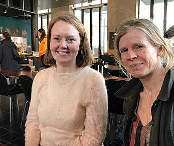 De fleste NAV-ansatte mener at det er positivt å stille krav om aktivitet for de yngste sosialhjelpsmottakerne finner forskerne Heidi Moen Gjersøe og Anne Leseth . (Foto: Siw Ellen Jakobsen)