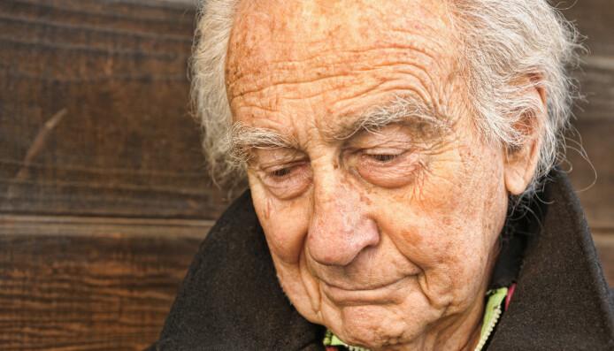 Skjønnlitteraturen forskjønner ikke alderdommen