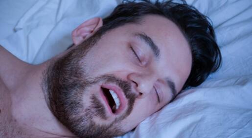 Snorking hindrer kroppen i å reparere snorkeskader i svelget