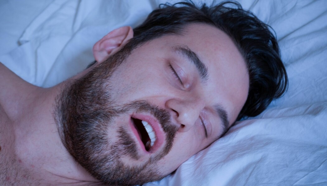Ny studie viser at snorkingen setter igang en ond sirkel. (Illustrasjonsbilde: tommaso79, Shutterstock, NTB scanpix)