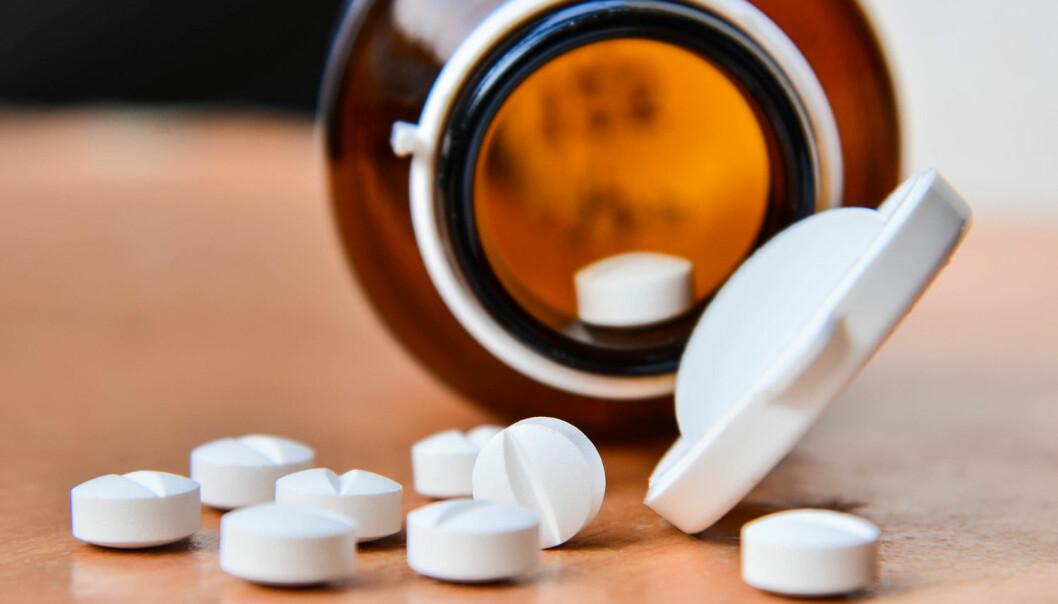 En ny studie antyder at visse medikamenter kan gjøre at færre innsatte begår nye kriminelle handlinger når de kommer ut av fengsel. (Foto: JJ_SNIPER/Shutterstock/NTB scanpix)