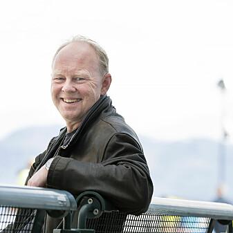 Henning Howlid Wærp er professor i nordisk litteratur ved UiT. (Foto: Stig Brøndbo, UiT)
