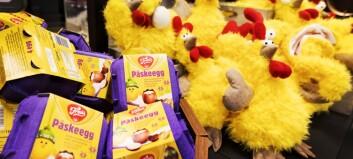 Hva er greia med kyllinger og harer i påsken?
