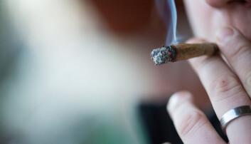 Sammenhengen mellom cannabisbruk og psykoser er kjent, men en ny tvillingstudie peker mot at det er cannabismisbruk som fører til symptomer på psykose, ikke omvendt. (Illustrasjonsfoto: Pe3k / Shutterstock / NTB scanpix)