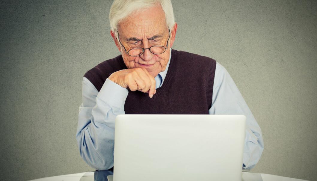 Facebook kan potensielt øke levetiden, viser ny studie. (Foto: pathdoc/Shutterstock/NTB scanpix)
