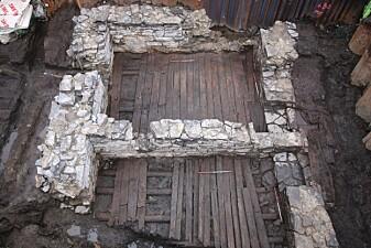 Middelalder-Oslo: Vanlige folk bygde også hus i stein