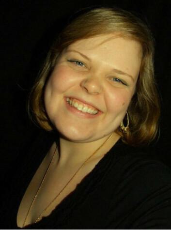 Mari Salberg er stipendiat ved Universitetet i Oslo. (Foto: UiO)