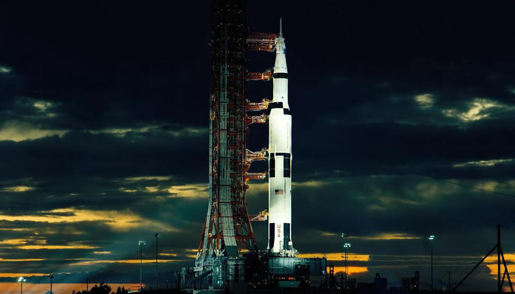 – Sovjet hadde mange suksesser i slutten av 1950-årene. Det oppsto et rakettkappløp som skulle vise verden hvem som hadde de kraftigste bærerakettene og som kunne frakte de største nyttelastene med størst mulig rekkevidde, forteller ekspert.  (Foto: NASA)