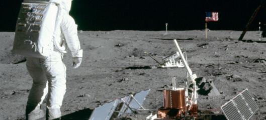 Ukjente feilmeldinger, ødelagt bryter og sjøsyke: Bak kulissene til månelandingen