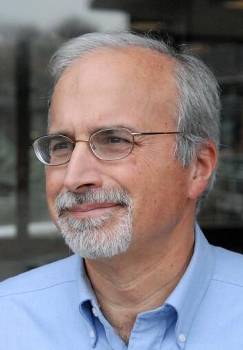Marc Luccarelli er forsker ved Universitetet i Oslo. (Foto: UiO)