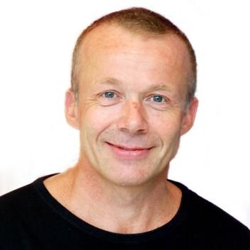 Professor Atle Skaftun, Lesesenteret, UiS. (Foto: UiS)