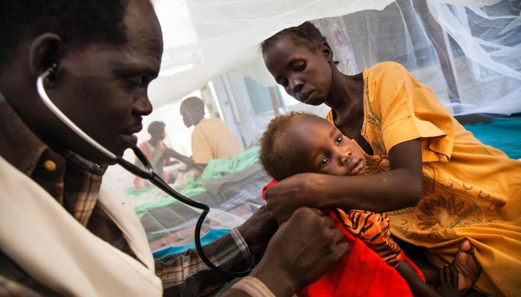Gufset fra fortiden - sykdommen som tar 140 000 barneliv i året