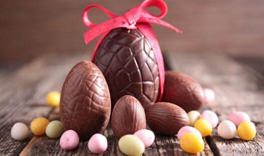 Påskesjokoladens bittelille hemmelighet
